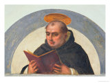 St Thomas Aquinas Reading  circa 1510-11