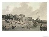 Old Fort Gaut  Calcutta  1810
