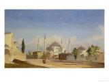 Hagia Sophia  Constantinople  1843