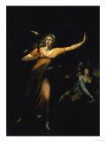 Lady Macbeth Sleepwalking  1783