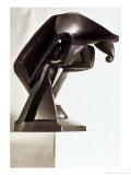Greater Horse, 1914 œuvre par Marcel Duchamp