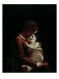 Madonna and Child  circa 1570