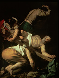 The Crucifixion of St Peter  1600-01