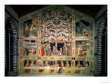 The Tree of Life and the Last Supper  1360