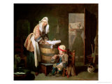 The Laundry Woman