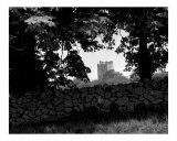 Irish Castle B&W