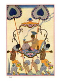 India  from &quot;The Art of Perfume &quot; Published 1912