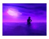 Purple Human form