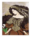 Desdemona Reprint Poster, Laurant