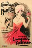 La Comtesse Maritza (c1930)