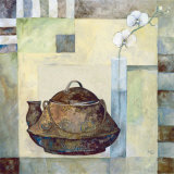 Asian Teapot II