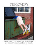 Inspirational - Discover Dumpster Diving