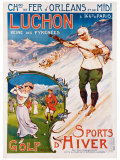 Luchon  Golf and Winter Sports