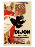 Dijon Gastronomique Culinary Exhibit
