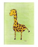 Jo-Jo The Giraffe