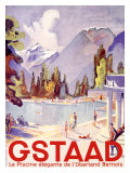 Gstaad Swiss Ski Resort