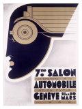 Geneva Auto Show  c1930