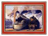 Pennsylvania Railroad  Steam Locomotive