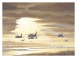 USN A4 Skyhawks F8 Crusaders