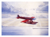 Macchi Castoldi MC72 Seaplane Racer