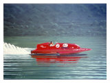 Laura 1A Speed Boat Hydroplane