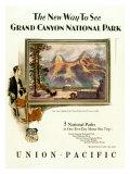 Union Pacific  Grand Canyon