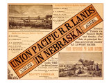 Union Pacific  Nebraska Railroad Land