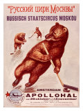 Amsterdam Appolohal Russian Hockey