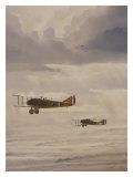 WWI  Rikenbacker Spad Wingman