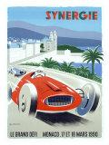 Synergie Monaco Grand Prix  c1990