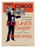 Cafe Corzo Violin Concert