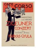 Cafe Corzo Violin Concert
