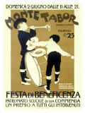 Monte Tabor Bennefit Festa