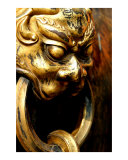 Forbidden City Cauldron Detail