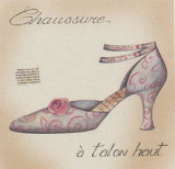 Chaussure I