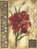 Illuminated Lily I