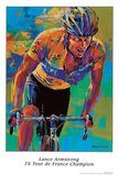 Lance Armstrong  Seven Times Tour de France Champion