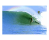 Rainbow barrel on Nias Island
