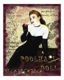 Poolhall Doll - Vintage