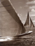 Sepia Sails I