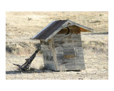 Leaning Outhouse of Colorado