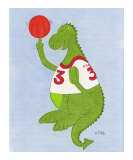 Basketball Dragon