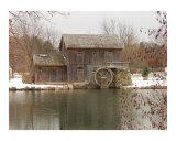 Winter Sawmill