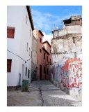 """""""Calle del Albaicin"""" Granada - Spain"""