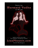 Mermaid Vodka Red