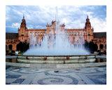 """Plaza de Espana"" Sevilla (Seville) - Spain"