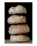 Organic whole grain bread staple