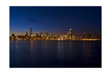 Chicago's Lakefront Skyline