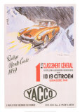 Rallye Monte Carlo  1959