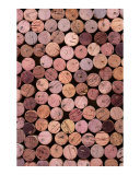red wine corks